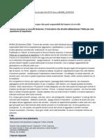 Scienza - Italia Pecora Nera Planetaria