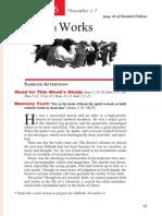 4th Quarter 2014 Lesson 6 Teachers Edition Faith That Works