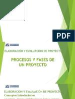 Unidad I ProceFsos Y Fases de Un Proyecto
