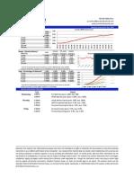 Pensford Rate Sheet - 11.03.2014