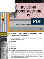 Building technology - structural steel construction
