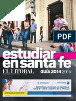 Estudiar en Santa Fe 2014