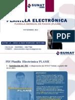 Pdt Planilla Plame- t Registro - Alonso Rodríguez
