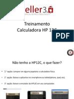Treinamento Calculadora HP 12 C