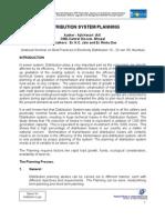 5-3 - DPR - Distribution System Planning