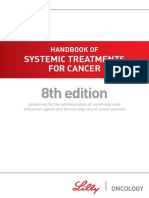 Handbook of Systemic Treatments for Cancer - 8th Edition