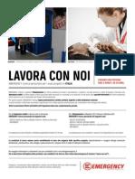 LAVORA CON NOI IN ITALIA (2015)