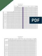 Avaliação Excel - 7º A