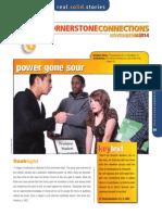 4th Quarter 2014 Cornerstone Connections Lesson 6