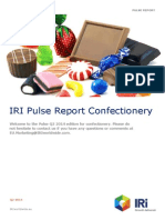 Pulse Report Confectionery Q2-2014