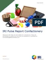 Pulse Report Confectionery Q2-2014