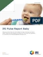 Pulse Report Baby Q2-2014
