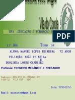 EFA ESCOLA JOSÉ RÉGIO Impresso
