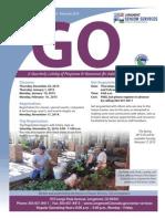 Longmont Senior Services GO Catalog, Winter 2014 and 2015