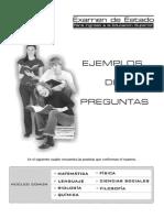 PREPERAR PARA PRUEBAS SABER COLO,BIA