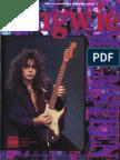 Yngwie Malmsteen - Guitar Instructional Book