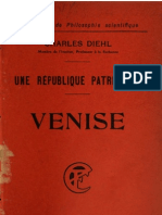 Une Republique Patricienne Venise