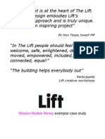 LIFT - MMM Exemplar Case Study