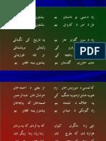 Pashto Poem New Era by Mir Wais English Translation
