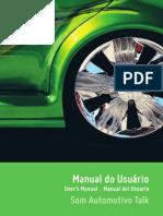 Manual som automotivo p3214