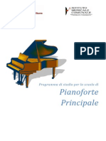 Conservatorio Grosseto programma