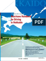 Driving Through Hokkaido
