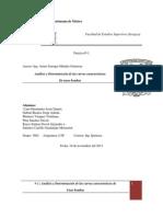 Análisis y Determinación de Las Curvas Características de Unas Bombas