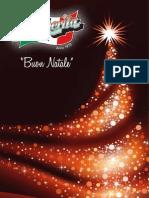 La Margherita - Christmas Menu 2014