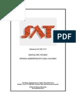 Manual SAT