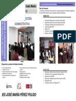 Díptico Cfgm Gestión Administrativa Ed 13