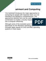 Factsheet Vision Computing