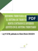 CIRCULO VERDE Reforma Tributaria - Defin
