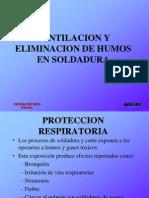 Ventilacion y Eliminacion de Humos de Soldadura