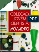 Coleção Jovem Cientista - MOVIMENTO