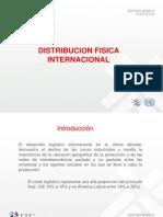 distribución fisica internacional