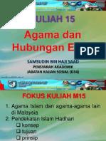 kuliah waj 3106 - m15 (agama dan hubungan etnik ) (1).ppt