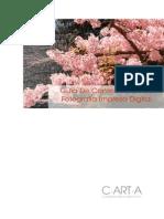 Guía de Conservación de Fotografía Impresa Digital