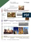 La préhistoire—Le Moyen Âge