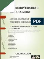 La Biodiversidad Vegetal en Colombia