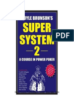 Doyle Brunson's Super System 2 - A Course in Power Poker PDF