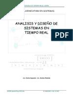 Análisis y Diseño de Sistemas en Tiempo Real