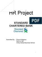 HR SCB Project