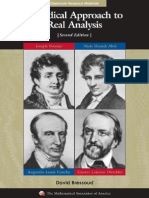 A Radical Approach to Real Analysis Second Edition Classroom Resource