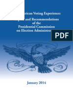 Presidential Commission on Election Administration
