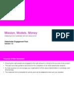 Stakeholder Engagement Pack v1 (MMM 2006)