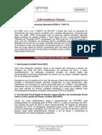 Uprise Group - Informativos Fiscais 009_2013