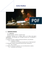 Cartas Paulinas Parte 1