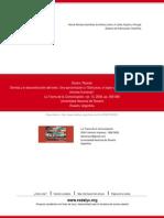 Derrida y La Deconstrucción Del Texto. Una Aproximación a -Estructura, El Signo y El Juego en El Dis
