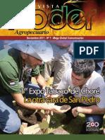 PODER AGROPECUARIO - AGRICULTURA - N 7 - NOVIEMBRE 2011 - PARAGUAY - PORTALGUARANI