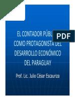 Julio+Escauriza-El+contador+publico+como+protagonista+del+futuro+economico+del+Paraguay